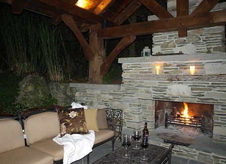 12 Natural Fireplaces